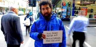 heat the homeless