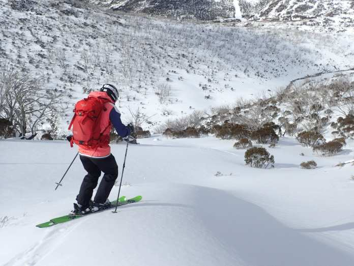 backcountry perisher knoll