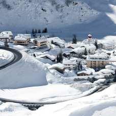 Arlberg Austria