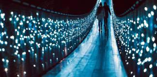 Capilano Canyon lights