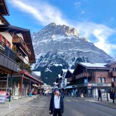 Nat with Grindelwald all to herself in January