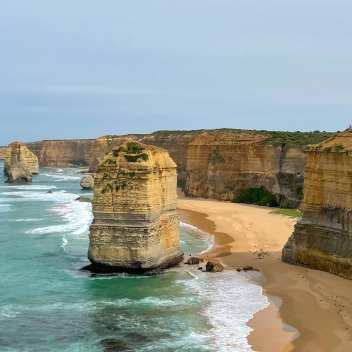 12 Apostles. Photo credit: Michaela Davis-Meehan