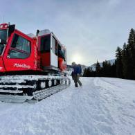 Soldier Mountain Cat Skiing
