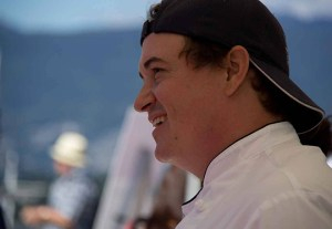 Vista 18 Executive Chef Garrett Schack