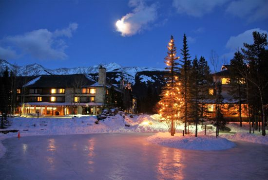 Pomeroy Lodge- Kananaskis, Alberta