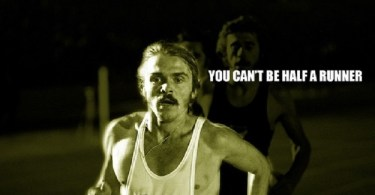 Steve Prefontaine with quote