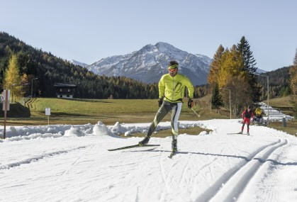 The completed track! Photo credit: Olympiaregion Seefeld.