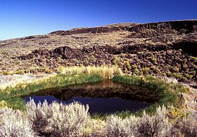 Malheur National Wildlife Refuge and Steens Mountain, Oregon