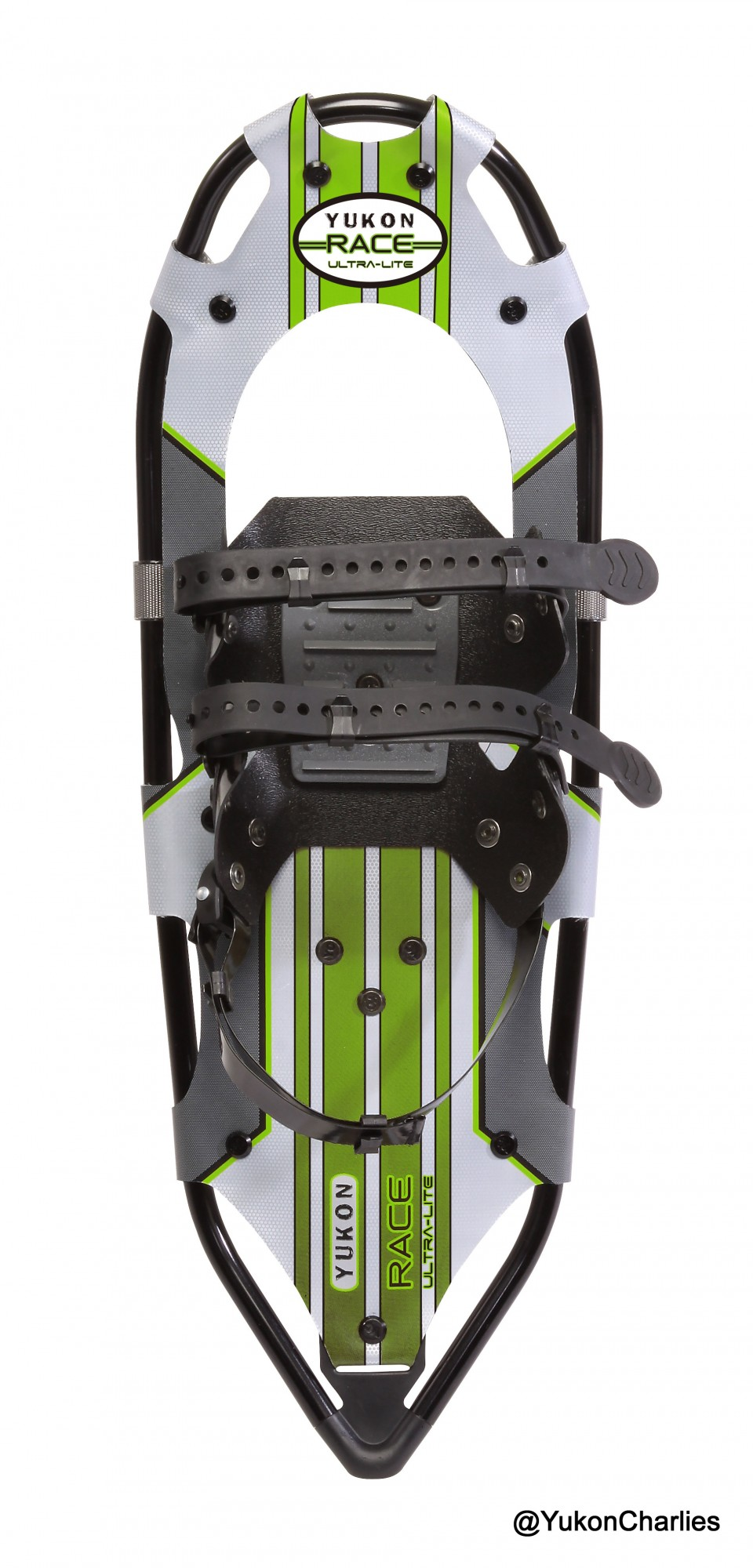 Yukon Charlie's Racing Snowshoes Debut at 2016 USSSA