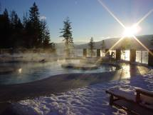 Halcyon Hot Springs British Columbia