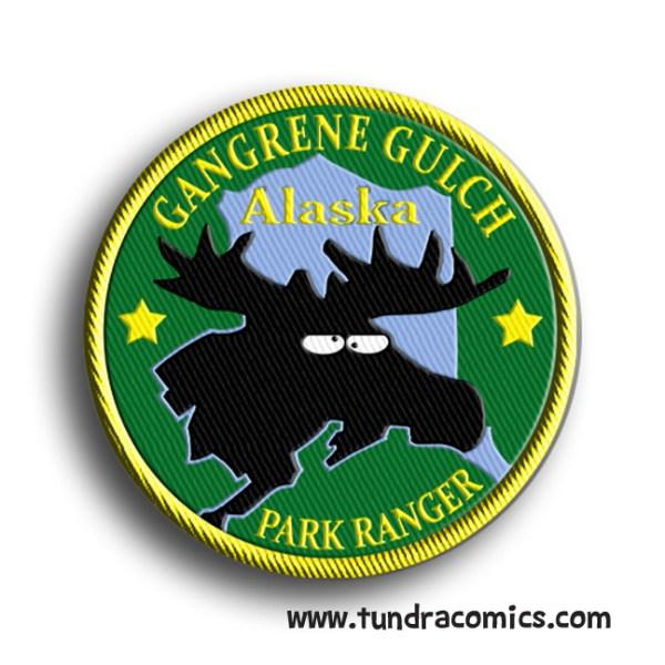 Chad Carpenters park Ranger Gangrene Gulch