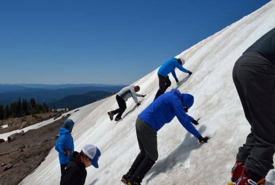 Snow School Training
