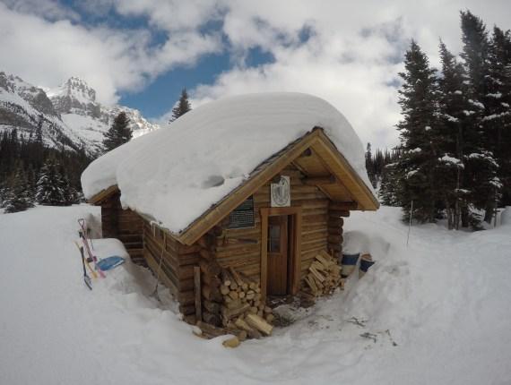 The Elizabeth Parker Hut, Lake O'Hara
