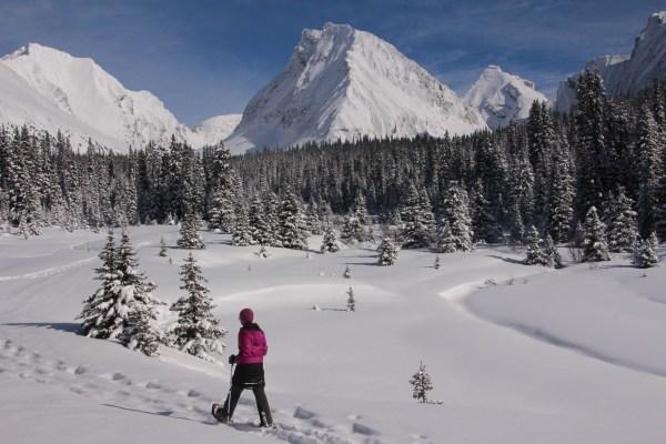 My favorite trail in the Rockies is heavy on scenery