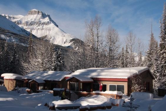 Rampart Creek Wilderness Hostel