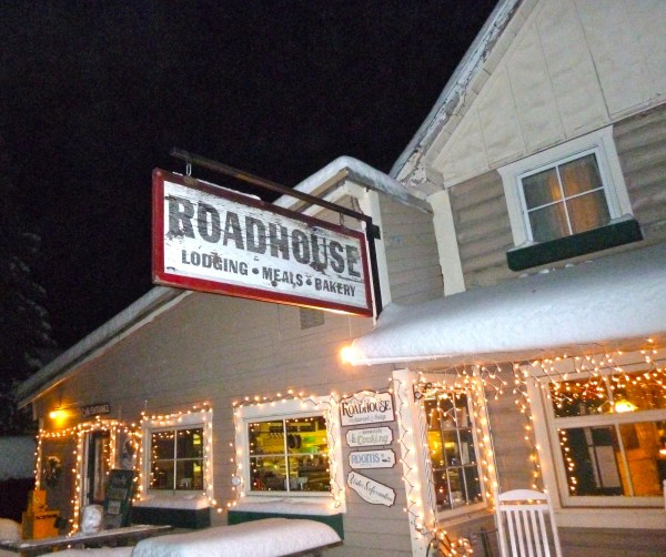 The Talkeetna Roadhouse offers historic lodging in the heart of Alaska wintertime recreation.