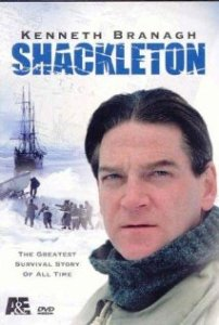 "There are two and three DVD versions of this A&E film. My library copy contained two, the standard movie version. The third DVD contains ""The Making of Shackleton, Biography's Shackleton program, and 2-Hour Antarctica feature."