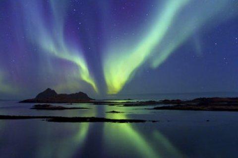 Aurora Borealis Photo courtesy: Øystein Lunde