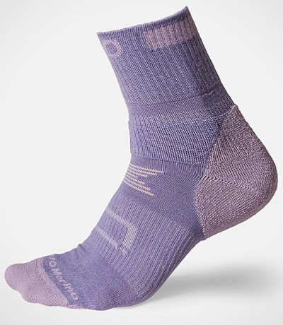 These are the Good Old Days . . . Purple Haze Multi Sport Sock for the Days on the Trail, Roads, and anywhere else for that matter.