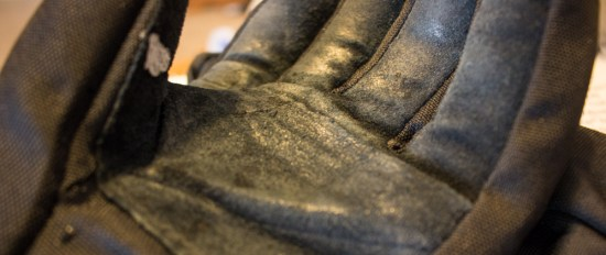 refrigwear comfortguard glove cowhide palm