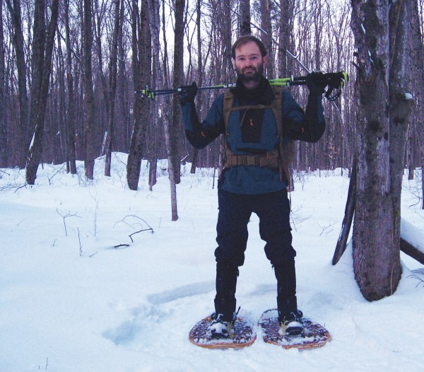 snowshoe clothing