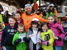 St Martin De Belleville - Ski Resort And Piste Map