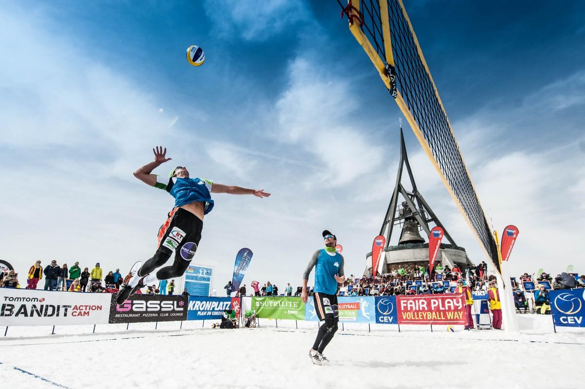 Plan de Corones Snow Volley