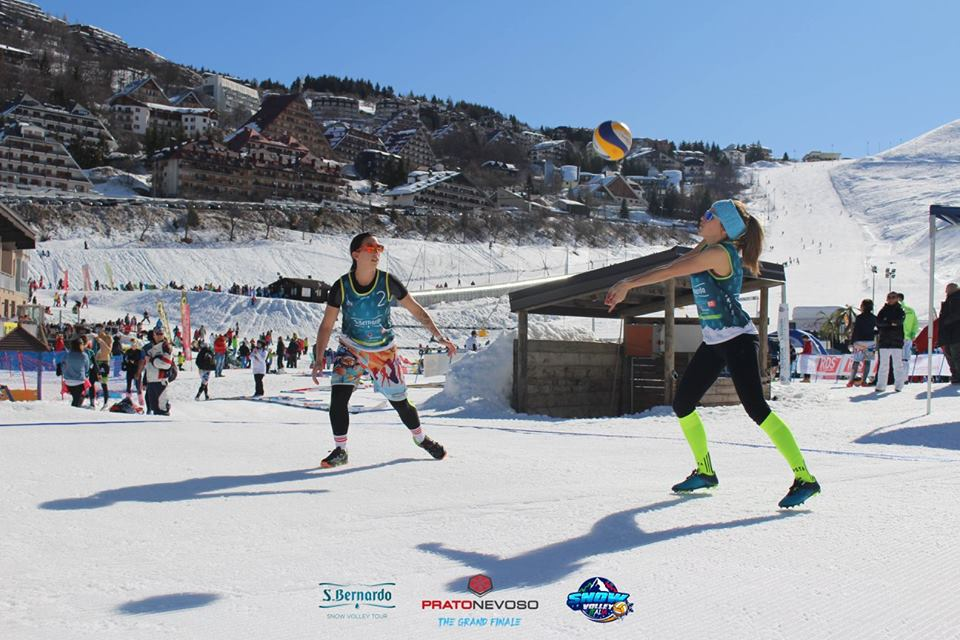 Snow Volley Prato Nevoso