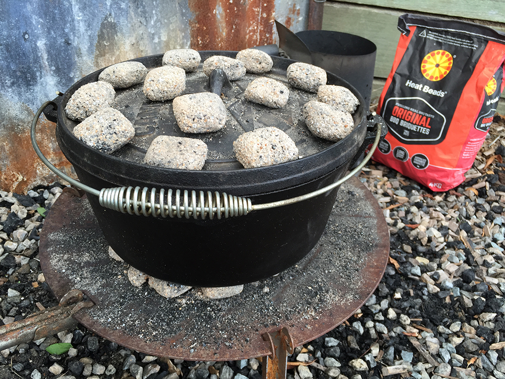 Camp Oven Cooking in 4 Easy Steps  Snowys Blog
