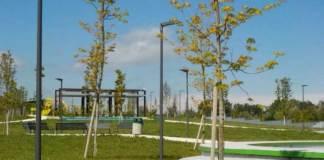 Il parco Eternot di Casale Monferrato
