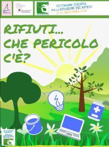 Settimana Europea per la Riduzione dei Rifiuti: studenti e docenti protagonisti con Arpacal