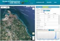Il rapporto di Arpa Marche sul monitoraggio delle acque di balneazione 2018