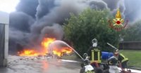 Incendio di Avellino, ulteriore aggiornamento su diossine