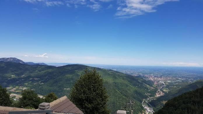 Azzurro, il cielo di Torino è troppo azzurro!