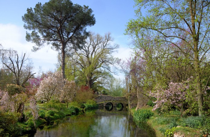 Ninfa - Il più bel giardino del mondo (Cisterna di Latina - LT)