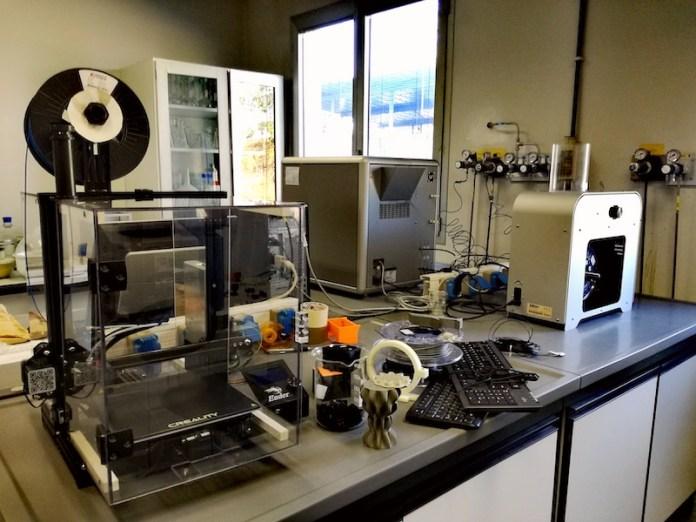 Plastica RAEE:da rifiuto a toner per stampanti 3d