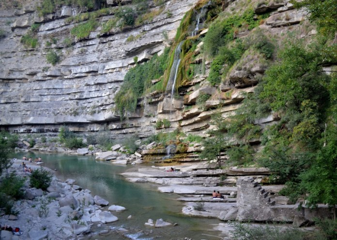 moraduccio cascata