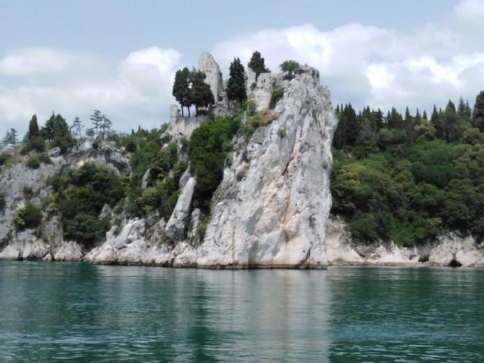 Duino- Trieste - A picco sul mare