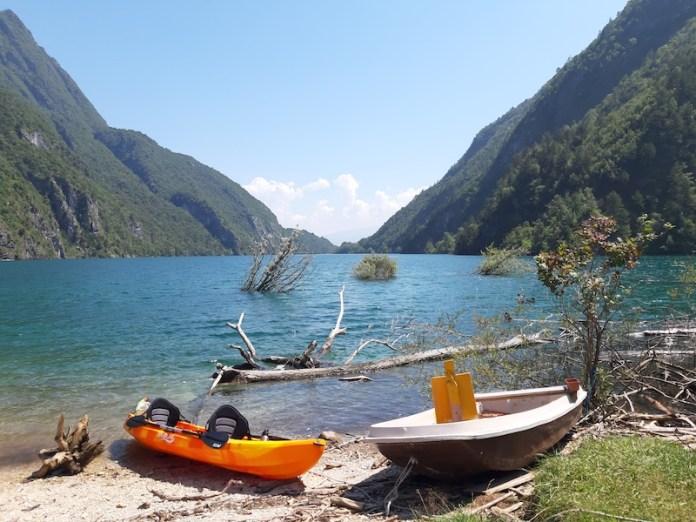 Lago del Mis, Belluno