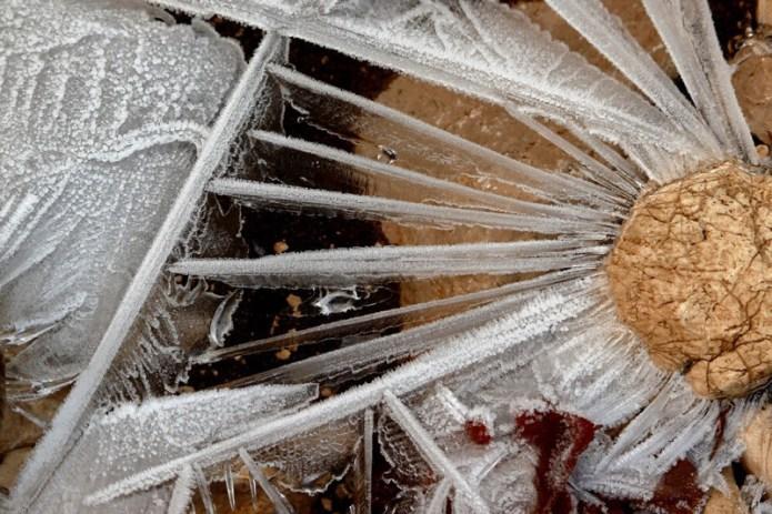 Raggi di cristallo