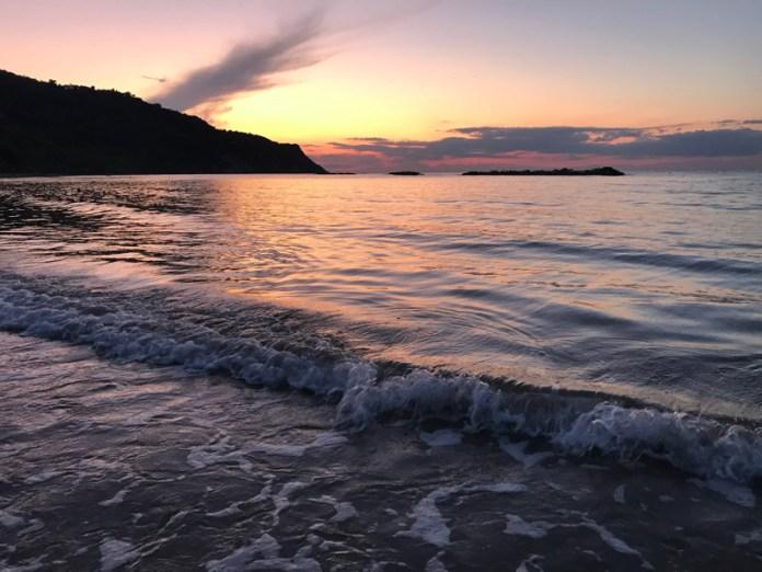 Un pennacchio sul mare