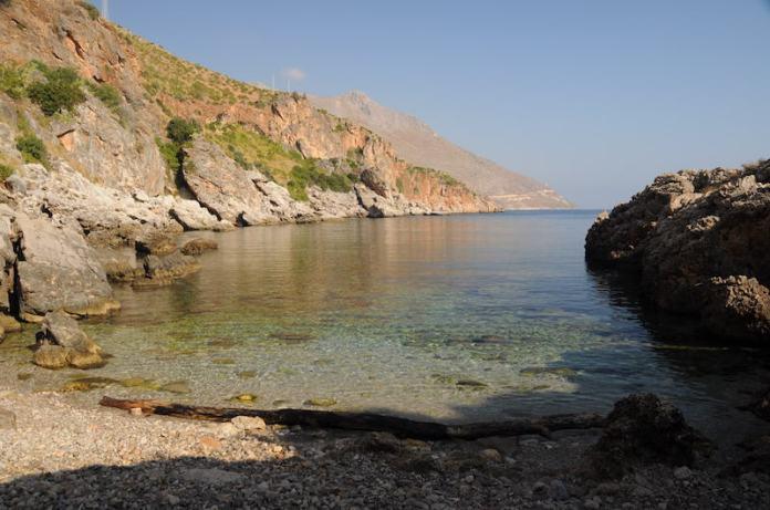 Un'oasi di bellezza - cala della Disa Riserva dello Zingaro