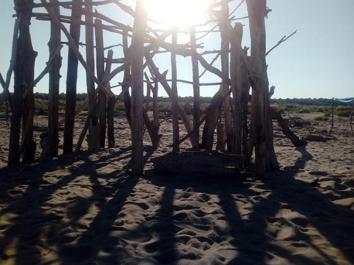 La casa del sole a Porto Caleri