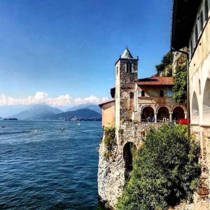 Luoghi sacri sulle acque del Lago Maggiore