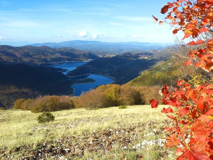 Lago del Turano - Rieti