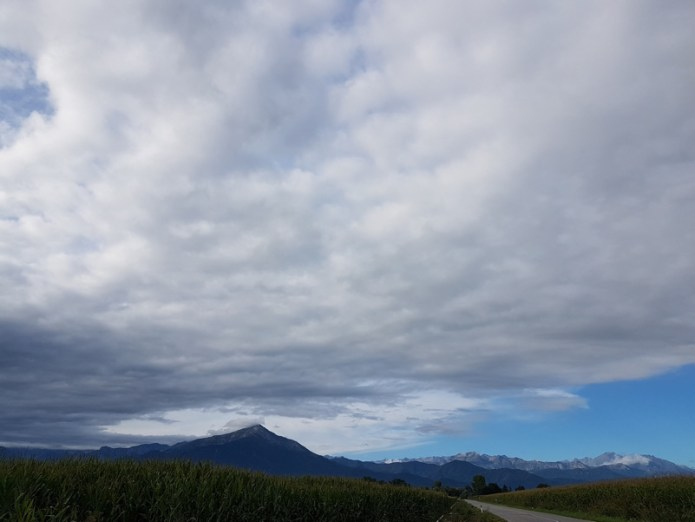 La Bisalta con la testa fra le nuvole_Cuneo