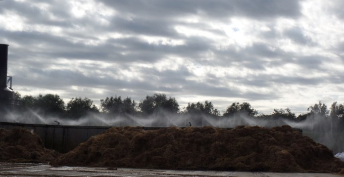 Emissioni odorigene e compostaggio