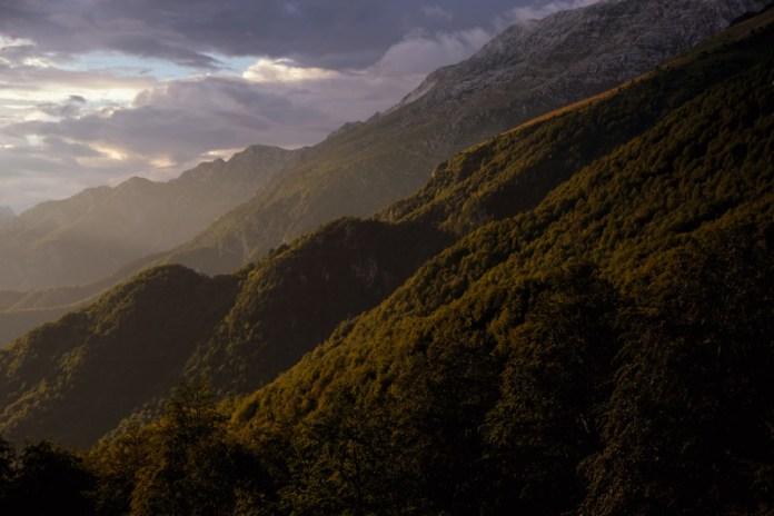 Montagne soffici