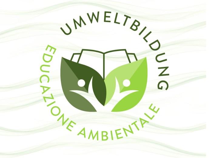 il nuovo logo per l'educazione ambientale di Appa Bolzano