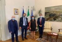 Incontro tra il Presidente SNPA e il Presidente della Regione Friuli Venezia Giulia
